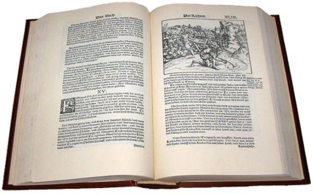 Neue Schernecker Altarbibel